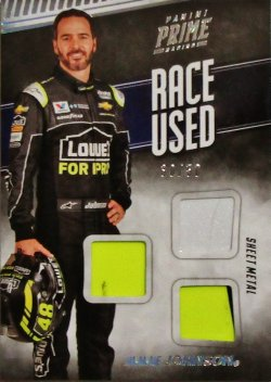 2018 Panini Prime Jimmie Johnson