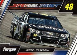 2017 Panini Torque Jimmie Johnson