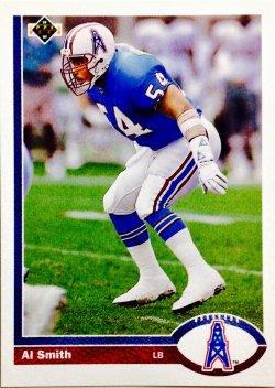 1991 Upper Deck  Al Smith