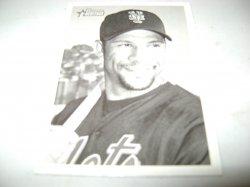 2001 Topps BOWMAN JAY PAYTON