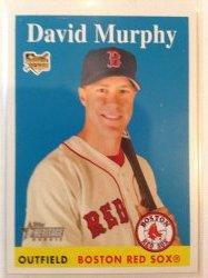 2007 Topps Heritage David Murphy