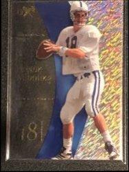 1998 Skybox E-X2001 #54 Peyton Manning RC
