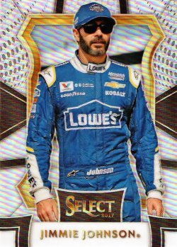 2017 Panini Select Jimmie Johnson