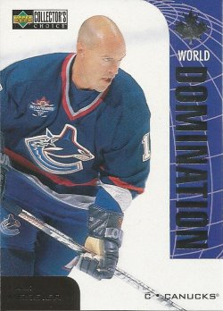 Upper Deck collectors choice Mark Messier