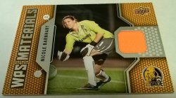 2011 Upper Deck WPS Materials Nicole Barnhart