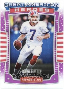 2017 Purple Flutie /49