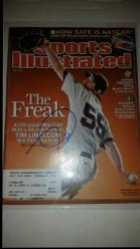 2008  Sports Illustrated  Tim Lincecum IP Autograph