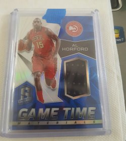2016 Panini Spectra Al Horford