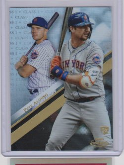 2019 Topps gl pete alonso