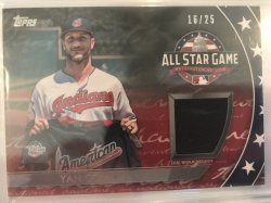 2018 Topps Update All Star Red Yan Gomes