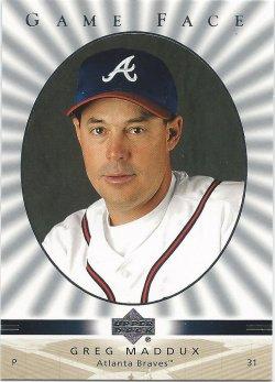 2003 Upper Deck Game Face