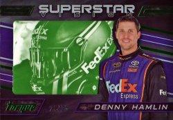 2014 Press Pass Torque Denny Hamlin