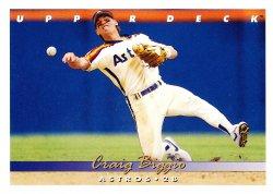 1992 Upper Deck  Craig Biggio