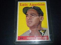 1958 Topps  Luis Aparicio