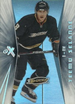 2008/09  Ultra EX Essential Credentials Selanne