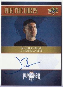 Punisher JON BERNTHAL (FRANK CASTLE)