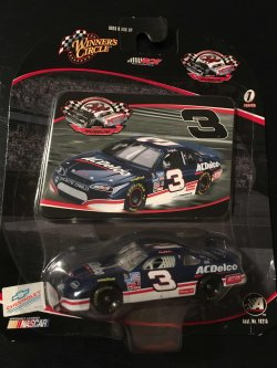 2004  WINNERS CIRCLE  RCR Museum  DALE EARNHARDT JR  #3 ACDELCO Chevy Monte Carlo    1/64