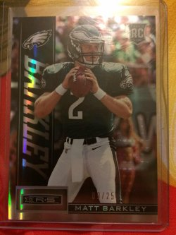 2013 Panini Rookies and Stars Matt Barkley