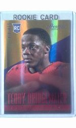 2014 Panini Prestige Red Extra Points  Teddy Bridgewater