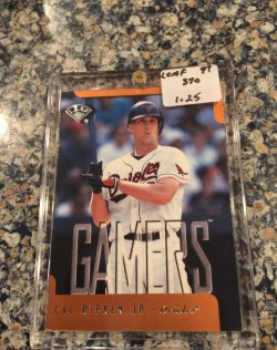 1997 Leaf  Gamers-#370