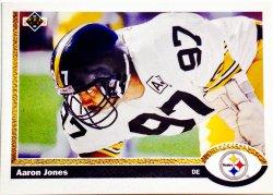 1991 Upper Deck  Aaron Jones