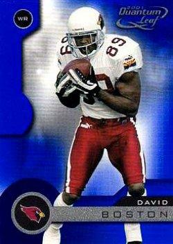 2001  Quantum Leaf David Boston
