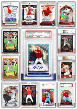 2009   Mike Trout Collection