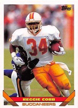 1993  Topps Reggie Cobb