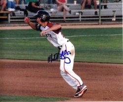 Matt Duffy Signed IP 8x10 Photo