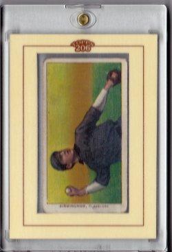 1909  T206 Piedmont 150 Joe Birmingham