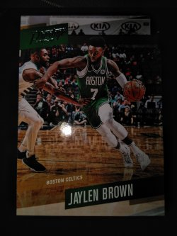 2017-18 Panini Prestige Jaylen brown