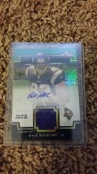 2011 Topps Triple Threads Kyle Rudolph
