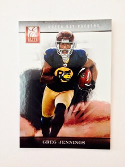 2012 Panini Elite Gregg Jennings