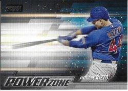 2018 Stadium Club Power Zone Rizzo
