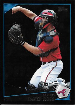 2009 Topps Update Wal-Mart Black Border Ross