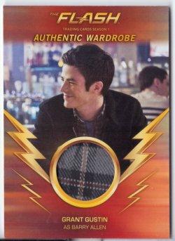 The Flash Season 1 GRANT GUSTIN (BARRY ALLEN)