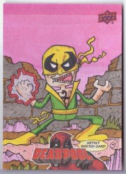 Marvel: Deadpool JOHNNY TOWNSEND (IRONFIST)