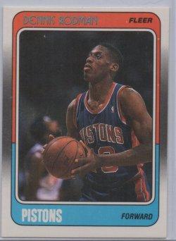 1988-89 Fleer  Dennis Rodman