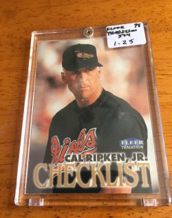 1998 Fleer  Tradition Checklist-574