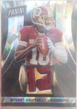 2014 Panini VIP Party Robert Griffin III Patch