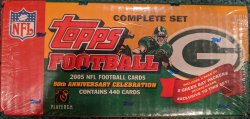 2005 Topps  Complete Set