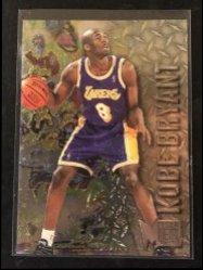 1996-97 Skybox Metal #181 Kobe Bryant