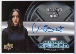 Agents Of Shield: Compendium CHLOE BENNET(QUAKE)