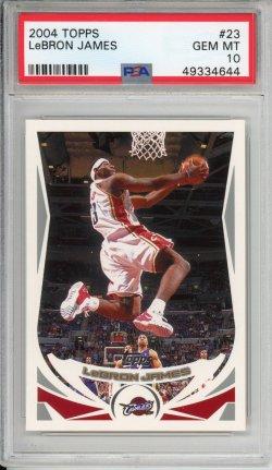 2004 Topps  LeBron James