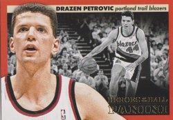 2012-13 Panini Panini Drazen Petrovic Heroes of the Hall