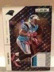 2011 Panini R&S Steve Smith Patch