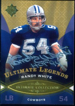 2009 Upper Deck Ultimate Collection Randy White Legends