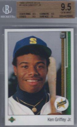 1989 Upper Deck  Ken Griffey, Jr.