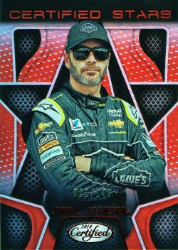 2018 Panini Certified Jimmie Johnson