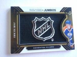 2016-17 Upper Deck Black Diamond Jari Kurri #1 out of 1 NHL Logo